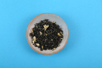 茉莉花干茶