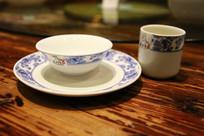 中式陶瓷餐具