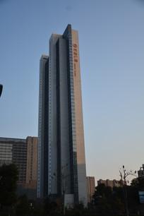 宁波万达广场大楼