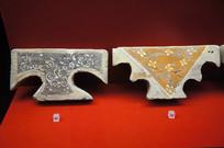 魏晋时期建筑构件画像砖