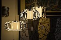 时尚潮流的灯笼形吊灯