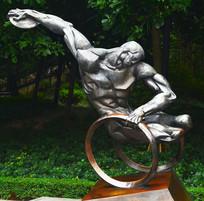 人体艺术雕刻