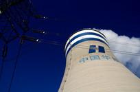 发电厂冷却水塔