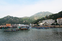 万山岛山水风景