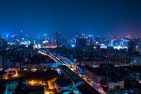 武汉夜景风光摄影