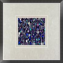 现代水墨装饰画无框画抽象画