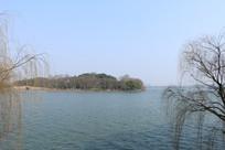西湖风景照