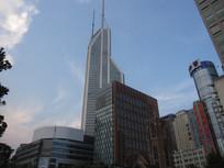 城市高楼风景图片