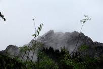 九寨沟雪山