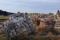 地质石头公园