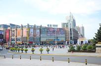 哈尔滨中央大街万达广场