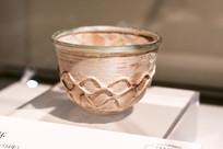 网纹玻璃杯