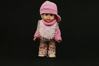 洋娃娃近照