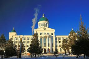 内蒙古莫尔道嘎林业局宾馆