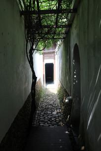 汤显祖纪念馆过道