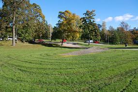 城市绿地公园