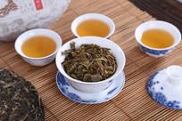 泡普洱生茶