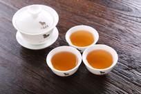 武夷岩茶水仙茶汤