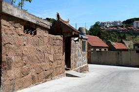 石头房建筑图片
