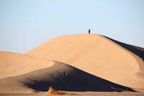 沙漠戈壁自然风光