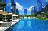 宁波中心泳池
