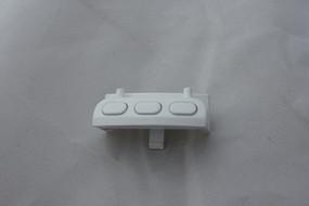 三按钮模型手板三维打印正面