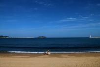 海边美景高清图片素材