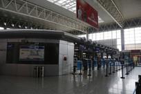 机场候机楼大厅