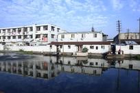 宁波水边老屋建筑
