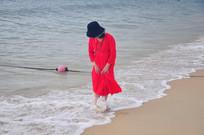 爱上大海的女人