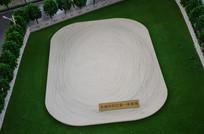 东省特别区第一体育场模型