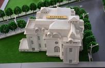 哥瓦里斯基豪宅模型