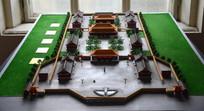 哈尔滨文庙模型
