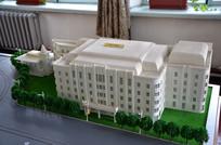 领事馆模型