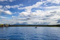 山顶度假酒店游泳池
