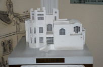 意大利领事馆模型