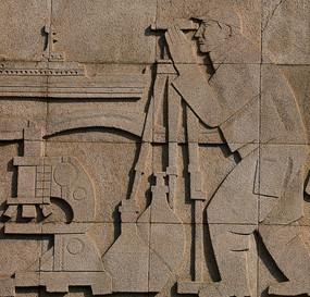 石雕墙面雕刻素材