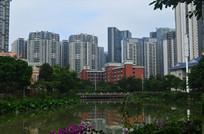 城市风光建筑图片