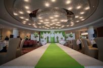 婚礼舞台现场布置