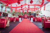 旗袍主题婚礼