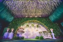 森系主题婚礼