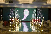 新婚舞台灯光
