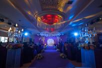 新婚宴席舞台