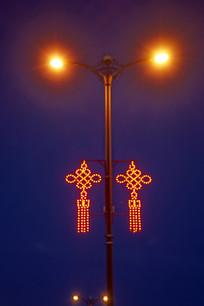 中国结灯饰