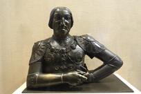 佛朗索瓦一世铜像