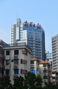 高楼大厦建筑风景