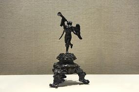 古意大利天使雕塑
