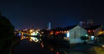 嘉兴水街夜景