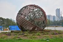 柯桥城市广场雕塑