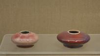 文物红柚窑小盂